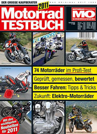 2011 testbuch motorrad