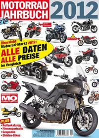 Motorrad Jahrbuch 2012