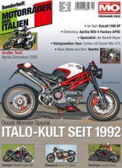 Motorräder aus Italien Ausgabe 14