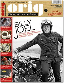 orig.-Magazin, Ausgabe 03-2012
