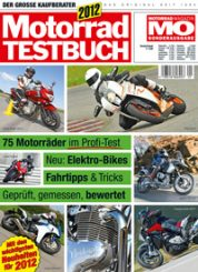 Motorrad Testbuch 2012