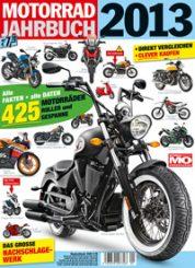 Motorrad Jahrbuch 2013