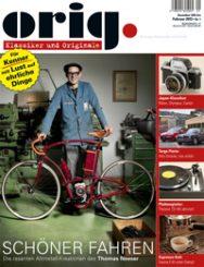 orig.-Magazin, Ausgabe 01.2013