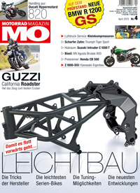 Motorrad Magazin MO, Ausgabe 2013-04