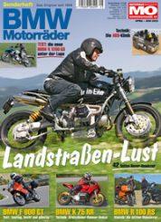 BMW Motorräder, Ausgabe 45