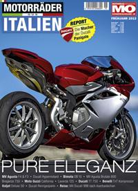 Motorräder aus Italien Ausgabe 15