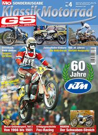 Klassik Motorrad GS - Geländesport Spezial