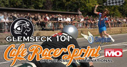 Glemseck 101 - Cafe Racer Sprint 2012