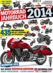Motorrad Jahrbuch 2014