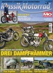 Klassik Motorrad - Ausgabe 02.2014