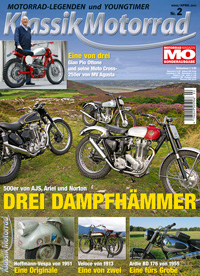 Klassik Motorrad - Ausgabe 2.2014