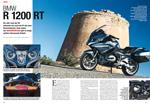 Test der BMW R 1200 RT