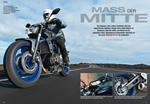 neue Yamaha MT-07 im Test