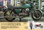 Moto Guzzi 850-T wiedererweckt