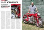 Moto Guzzi Norge-Replica von 1928