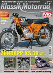 Klassik Motorrad - Ausgabe 3.2014