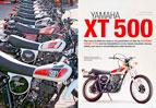 Historie: Yamaha XT 500