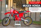 Einmalig: restaurierte Mugen-Honda