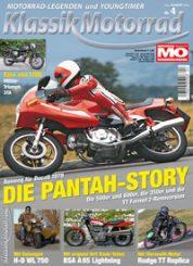Klassik Motorrad - Ausgabe 4.2014