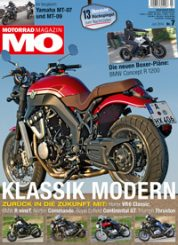 Motorrad Magazin MO, Ausgabe 2014-07