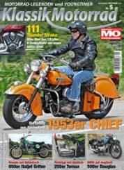 Klassik Motorrad - Ausgabe 5.2014