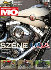 Motorrad Magazin MO, Ausgabe 2014-09