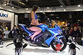 Model N: Suzuki GSX-S 1000 F