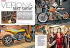 Neue Trends: Motobike Expo Verona
