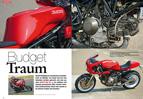 Toller Umbau mit geringen Kosten: Ducati 900 SS