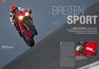 Voll krasses Superbike: Ducati Panigale 1299