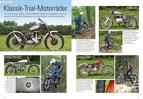 Trial-Motorräder und ihre Klassik-Wettbewerbe