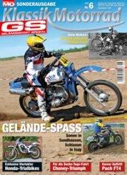 Klassik Motorrad Geländesport Spezial Nr. 6
