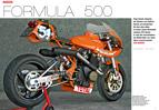 Laverda Formula 500: klassisch-moderne Mischung