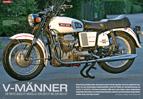 Kaufberatung: Moto Guzzi V7 von 1967 bis 1974