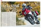 Test MV Agusta Turismo Veloce 800 Lusso