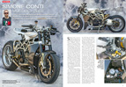 SCM: radikale Interpretation einer Ducati 900 Supersport aus Modena
