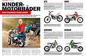Kindermotorräder