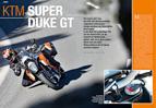 Erster Test KTM Super Duke GT: zum Reisen und zum Racen gebaut