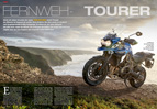 Für Expeditionen und Abenteuer: neue Triumph Tiger Explorer im Test