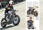 neue Honda CB 500 F umgebaut von K-Speed-Shop aus Thailand