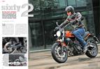 die kleine Scrambler-Ducati: Test der neuen 400er