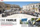 Fernfahrt Milano - Taranto mit Klassikern und modernen Motorrädern