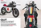 Erster Umbau: Ducati Scrambler Sixty2 als Cafe Racer