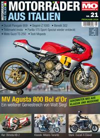 iMotorräder aus Italien Ausgabe 21