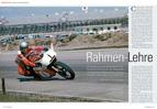 Rob North: für die 200 Meilen in Daytona neue Rahmen für Triumph und BSA
