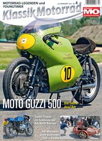 Klassik Motorrad 4/2016