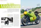 Moto Guzzi griff den 500er-Titel an und baute dazu diesen Einzylinder-Renner