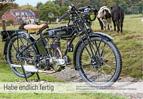 Henley 350: mit JAP-Einzylinder-Motor