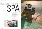 Racer werden los gelassen: Bikers' Classics in Spa-Francorchamps