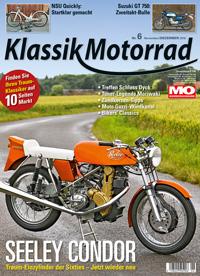 Klassik Motorrad 6/2016